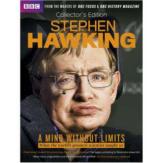 BBC Focus - 2018 - Special Edition - Stephen Hawking a Mind without Limits [eMagazine - PDF]