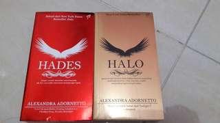 Halo&Hades by Alexandra Adornetto #Halotrilogy