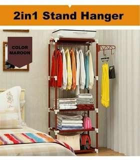 STAND HANGER SERBAGUNA 2IN1