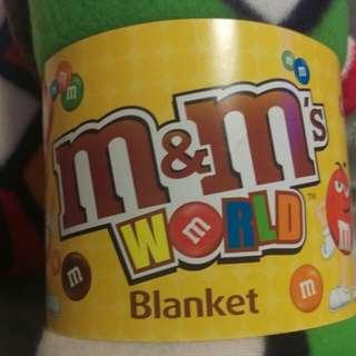 全新M & M world 毯