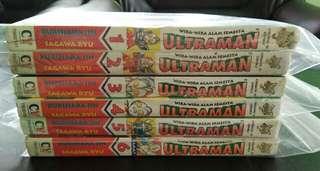 Komik Ultraman lengkap