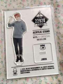 BTS 2ND MUSTER JIMIN ACRYLIC STAND