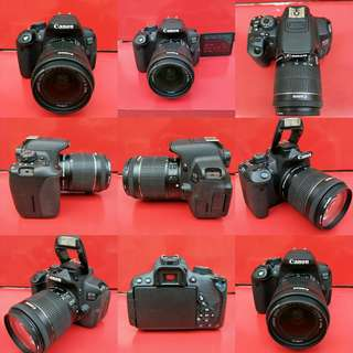 FOR SALE RUSH: CANON EOS 700D KIT PACKAGE