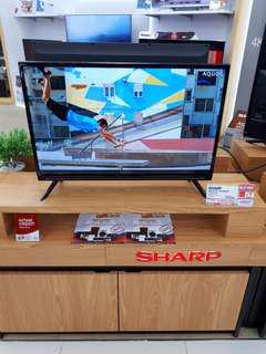 """Sharp 32"""" Sa41021 Kredit Tanpa Kartu Kredit"""