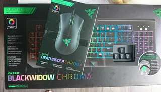 Wts> razer keyboard and mouse