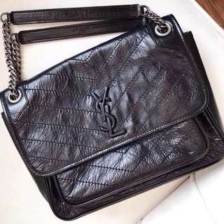 BEST SELLING Saint Laurent Niki Chain Bag 28cm