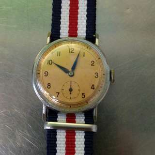 40年代舊手錶(可能二戰時期非英聯邦軍錶)