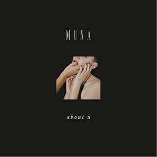 Muna - About U | Gatefold LP Jacket, Colored Vinyl, Pink, 2PC