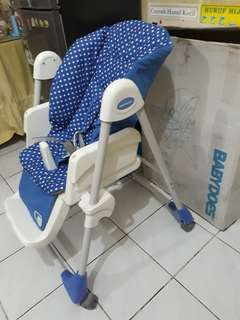 Baby chair babydoes CH10