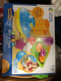 🚚 Learning resource STEM sink or float Activity Set , 32 pieces