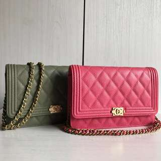 Chanel Cruise SS18 Boy WOC
