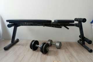 Bench Press Sport Equipment