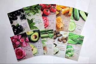 Nature Republic Real Nature Sheet Mask
