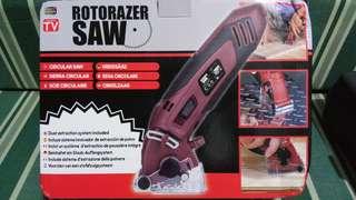 Rotorazer / Roto Razer / Mini saw / circular saw