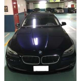 (自售)-2010年-BMW-520d柴油-F10 -選配天窗.八向Sport椅