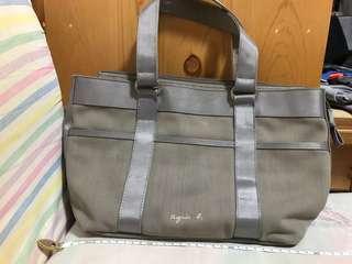 日本製Agnes b手挽袋