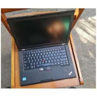 Lenovo Thinkpad T430s (i5-3320M 8GB DDR3 Win7Pro)