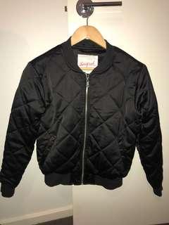 Supre crop jacket size S/M