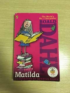 Roald Dahl-Matilda