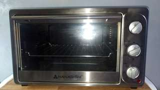 Stainless steel Hanabishi Electric Oven 30L