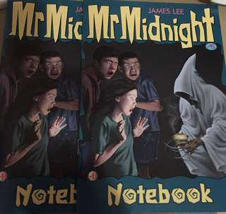 🚚 Mr Midnight Notebook