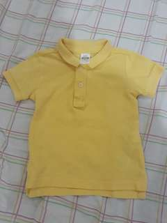 Preloved Zara Poloshirt