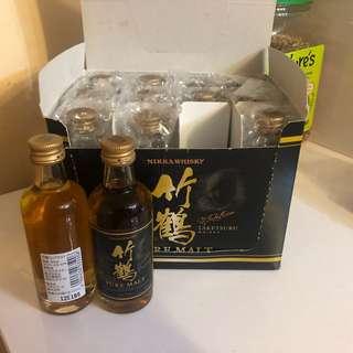 竹鶴酒版 50ml