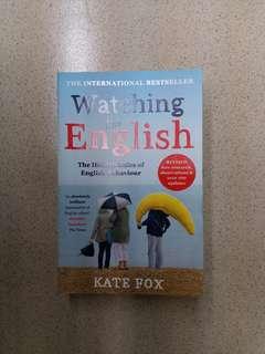 Watching English