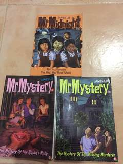 🚚 Mr Mystery and Mr Midnight