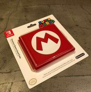 Super Mario Premium Game Card Case