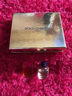 """Dolce & Gabbana """"mini"""" parfum"""