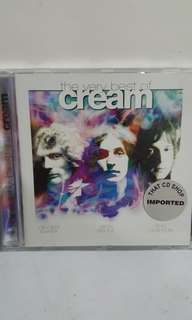Cd English cream