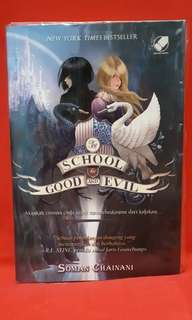 School good and evil by soman chainani ( indonesia version)