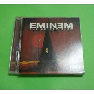 CD EMINEM : THE EMINEM SHOW ALBUM (2002) RAP HIP HOP HORRORCORE D12