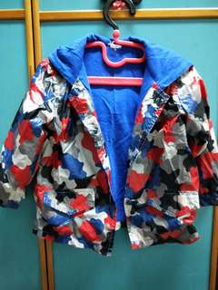 🚚 兒童薄款外套約90-100CM