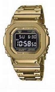 預訂 35週年限量版 G-Shock GMW-B5000GD 金色 casio kaws gmw-b5000