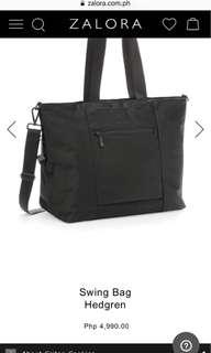 ORIGINAL HEDGREN SWING BAG