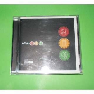 CD BLINK 182 : TAKE OFF YOUR PANTS AND JACKET ALBUM (2001) POP PUNK PUNK ROCK