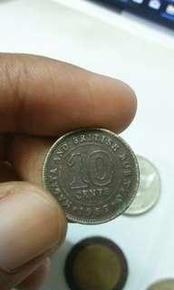 Duit syiling lama (1957)