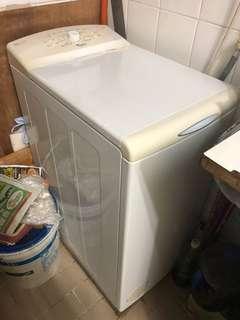 惠而浦 二手洗衣機