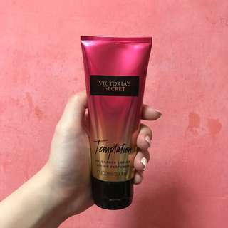 "Victoria Secret ""Temptations"" Lotion"