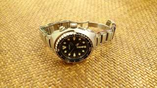 Seiko Prospex Kinetic Diver Watch Sun019