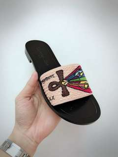 Dior 拖鞋