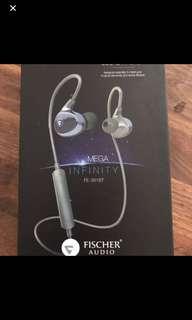 Fischer Audio Omega Infinity bluetooth earphones