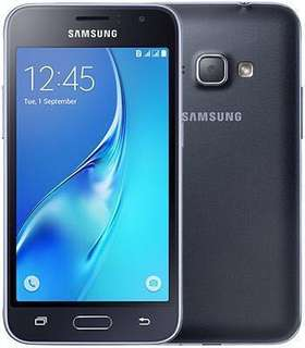 Samsung Galaxy J16 J1 2016 Black