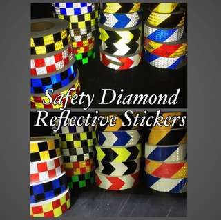 Safety Reflective stickers