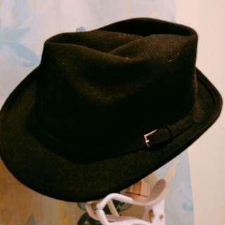 男裝黑色帽