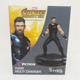 Toy Collectible - Original Petron Avengers (Thor & Black Widow)