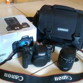🚚 Canon eos 760d