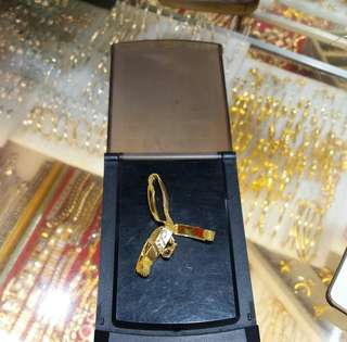 5 Bar Bracelet